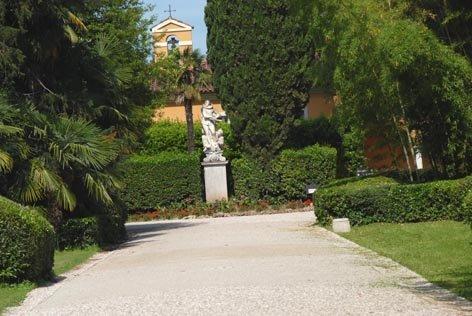 Masterplan per il restauro del giardino Coronini Cronberg - Gorizia