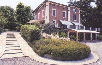Giardino collinare - Provincia di Reggio Emilia (1995)