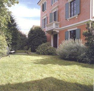 Giardino urbano - Modena (1995-1996)